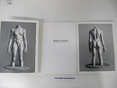 Robert Graham Studies for the Olympic Gateway June5-July 21 1984 Book