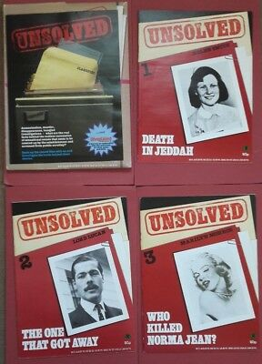 unsolved magazines