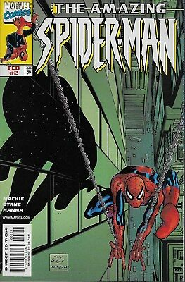 The Amazing Spider-Man (Vol.2) No.2 / 1999 Andy Kubert Variant Cover