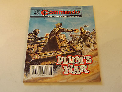 Commando War Comic Number 2546!,1992 Issue,v Good For Age,25 Years Old,very Rare