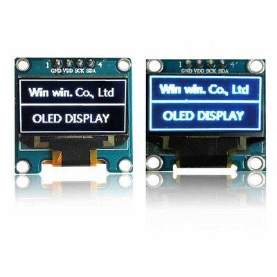 "0.96"" I2C IIC Serial 128X64 OLED LCD SSD1306 Display Module for Arduino Acces"