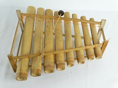 Musical Instrument Sale - Traditional Indonesian Bamboo Xylophone Angklung