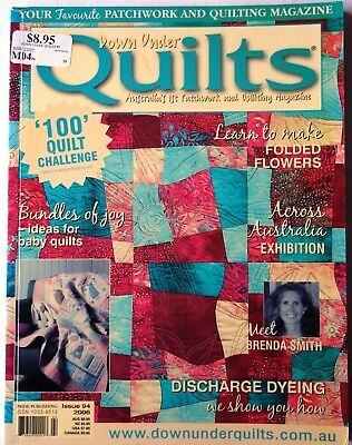 Down Under QUILTS Australias ist Patchwork and Quilting Magazine 94 /2006