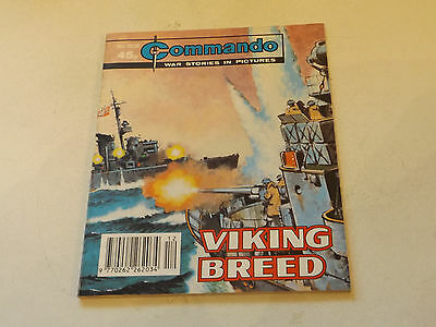 Commando War Comic Number 2638!,1993 Issue,v Good For Age,24 Years Old,very Rare