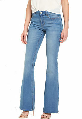 V By Very 1932 Harper Kickflare Jeans