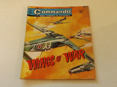Commando War Comic Number 391!,1969 Issue,v Good For Age,49 Years Old,very Rare