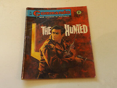 Commando War Comic Number 392!,1969 Issue,good For Age,49 Years Old,very Rare