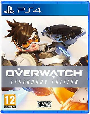 Overwatch Game of the Year Edition GOTY - PS4 Playstation 4 Spiel - NEU OVP