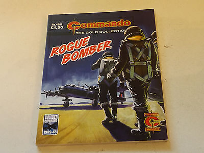 Commando War Comic Number 4601,2013 Issue,v Good For Age,04 Years Old,very Rare.