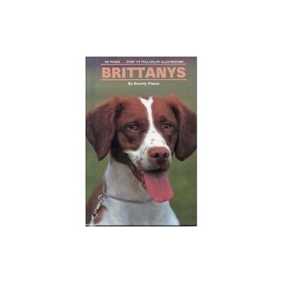 Brittany Spaniels (Kw Dog Breed Library Kw-092) by Pisano, Beverly Paperback The