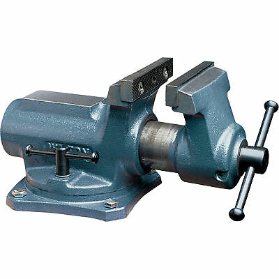 Wilton Super-Junior Vise with Swivel Base- 4in. Jaw Width Model# SBV-100