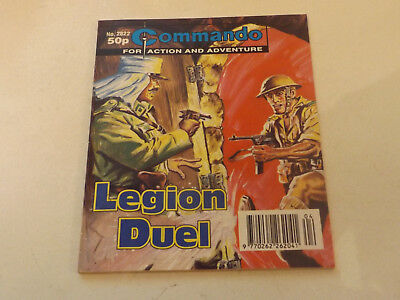 Commando War Comic Number 2822!,1995 Issue,v Good For Age,23 Years Old,very Rare