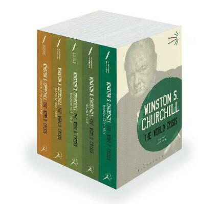 The World Crisis: The Complete Set by Winston S. Churchill (English) Paperback B
