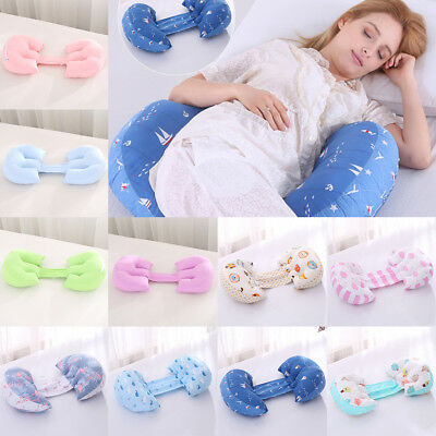 Pregnant Pillow Side Sleepers Maternity Nursing Pregnancy Support Pillow