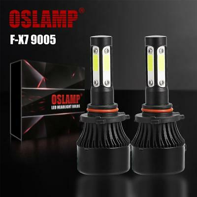 OSLAMP 9005 HB3 9011 9022 9055 1400W 4 Side LED Headlight Kit Bulbs Hi/Lo Beam