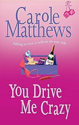 You Drive Me Crazy by Matthews, Carole Paperback Book The Cheap Fast Free Post