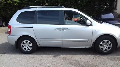 Kia Sedona  2006 2.9 Diesel Auto Full Leather 59K New Injectors Automatic Doors