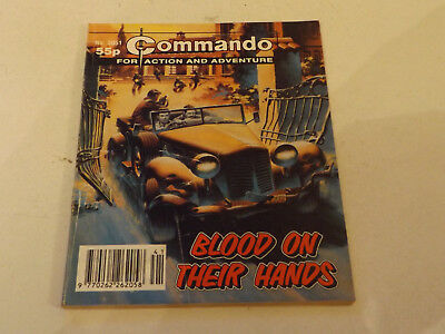 Commando War Comic Number 3051,1997 Issue,good For Age,21 Years Old,very Rare.