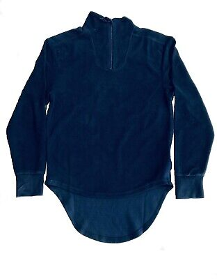 "NEW - New Issue NAVY BLUE PCS Fleece Thermal Shirt Size XXL 200/120 (52"" Chest)"