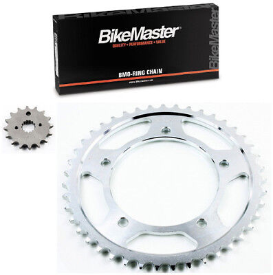 JT 530 O-Ring Chain 16-43 T Sprocket Kit 71-2114 for Suzuki GSX1250FA ABS 2011