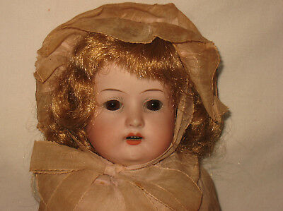 "Antique 16"" Heubach Koppelsdorf Bisque Shoulder Head Doll #275  MB16"