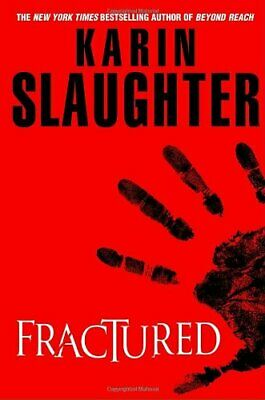 Fractured by Slaughter, Karin Book The Cheap Fast Free Post