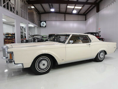 1970 Lincoln Continental Continental Mark III | Only 40,488 actual miles! 1970 Lincoln Continental Mark III | California car | Automatic climate control