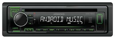 Kenwood KDC-110UG/120UG - CD/MP3-Autoradio mit USB / AUX-IN