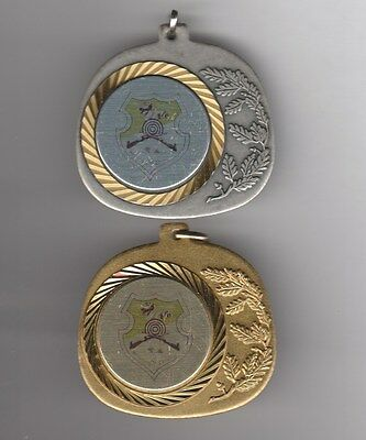 Canada Army Shooting Medals 2002 Shutzenkonigan Champion Marksman Shooting Champ