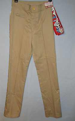 Rodolfo Viceroy Second Skin Vintage Women's 9 Pants with Tags Made in U.S.A.