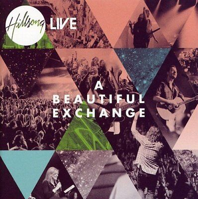 HILLSONG LIVE A Beautiful Exchange (2010) 12-track CD album BRAND NEW
