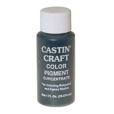 Castin Craft Casting Resin Opaque Green Pigment Dye 1Oz