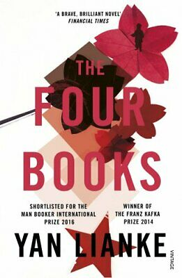 The Four Books by Lianke, Yan Book The Cheap Fast Free Post