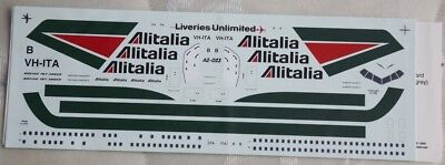 1/200 Decal Liveries Unlimited Alitalia Boeing 767-300ER