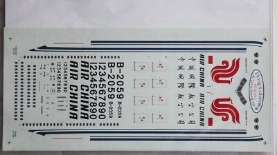 1/200 Flying Colors Air China Boeing 777-200 Decal