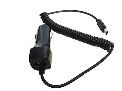 Car Charger with USB Type C 3.1 for Motorola Moto G6 XT1925DL / Blaine