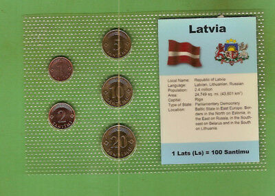 #d389.  Coins From Latvia