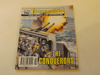 Commando War Comic Number 2916!,1996 Issue,v Good For Age,22 Years Old,very Rare