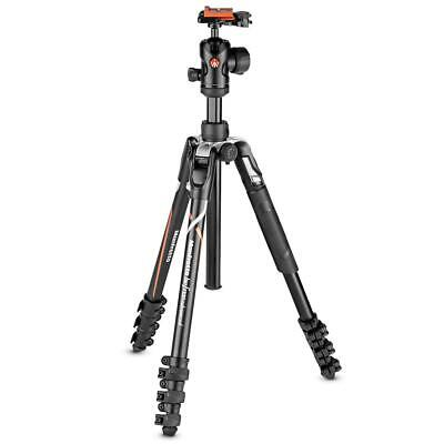 Manfrotto Befree Advanced 4-Section Tripod with Ballhead for Sony Alpha Cameras