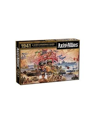 Avalon Hill Board Game Axis & Allies 1941 - English Version