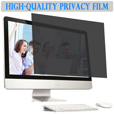 Dustproof PC Privacy Filter Screens Protector Ultra Thin Anti-Peeping