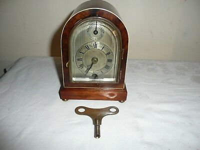 Superb, Astral Coventry, Miniature Mantle Clock / Timepiece in V G Used Cond.