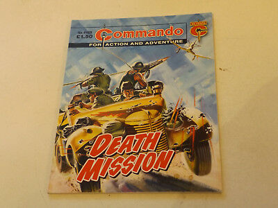 Commando War Comic Number 4469!,2012 Issue,v Good For Age,06 Years Old,very Rare