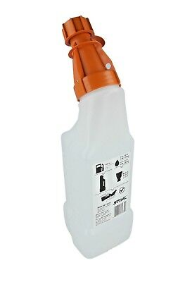 STIHL Mixing Bottle. Mixes Fuel / Petrol For STIHL Blower Leaf  Vacuum
