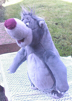 Disney Jungle Book BALOO Talking, Singing & Dancing Plush Bear Necessities