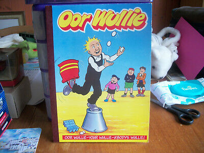 Oor WULLIE 1991 ANNUAL PRICE NOT CLIPPED VERY GOOD CONDITION