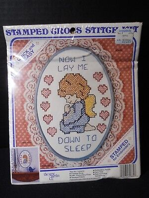 Sewing Kits Sewing 1930 Now Collectibles Page 12 PicClick · Stamped Cross Stitch Christmas Stocking Kits