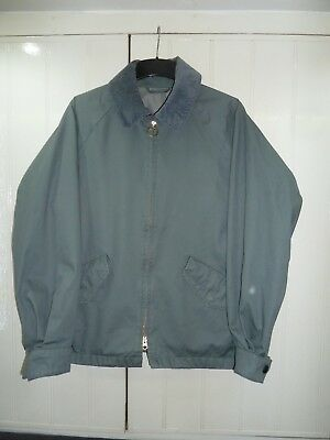Men's Grey Lightweight Beresford Jacket by Barbour in Size M