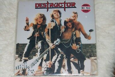 Destructor -Maximum Destruction -First Press