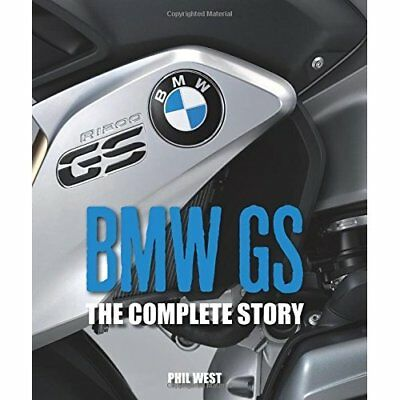 BMW GS: The Complete Story (Crowood Motoclassics) - Hardcover NEW Phil West(Auth